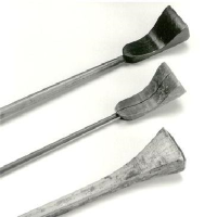 A billiards mace, similar to a pool cue